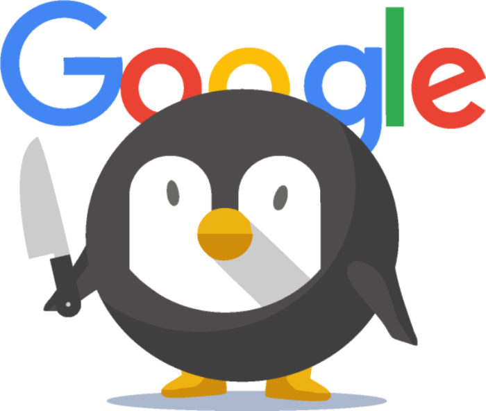 Google Penguin Impact On Google Search Reputation Management